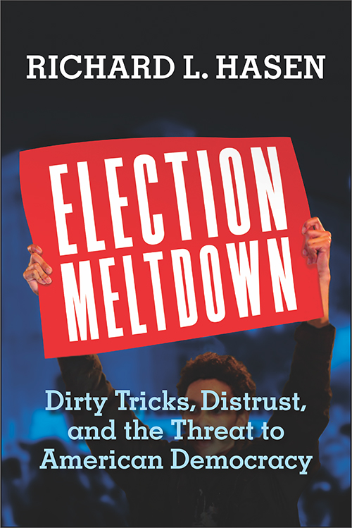 Election Meltdown book cover